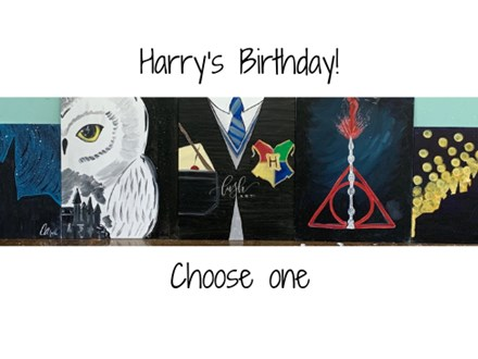 Harry's Birthday Party