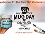 $5 Mug Day!