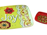 Joy Plates at Urban Vines