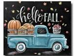 Fall Truck Paint Night (10/13 5PM)