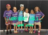 BETHEL PARK (K-5th): CONFIDENT GIRLS- 6 Week Series- Sept. 24-Oct. 29, 2019