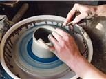 Pottery Wheel  -  June 21