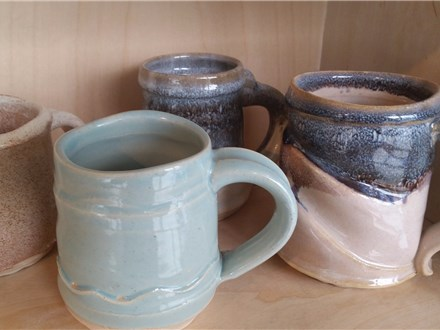 Pottery Swap Party!
