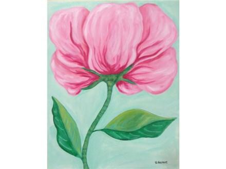 Poppy - 16x20 canvas