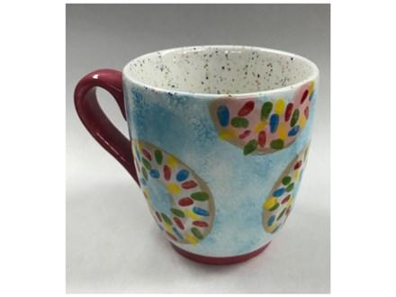 Donut Mug Kids Ceramic - 09/03