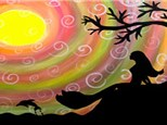 Mermaid Dreams Family Canvas