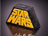 """ Star Wars Bank"" To-Go Kit- at Color Me Mine - Aspen"
