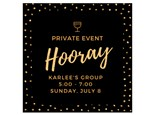 Private Bachelorette Party hosted by Emily