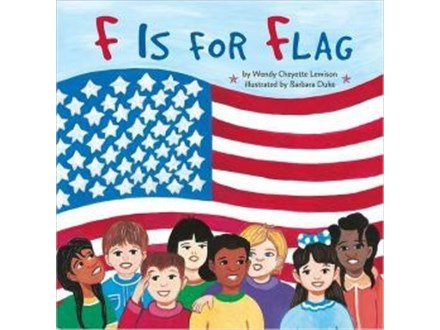 Story Time Art - F is for Flag - Evening Session - 07.24.17