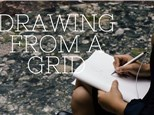 Drawing from a Grid Camp - 6th thru 8th grade