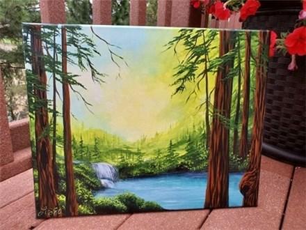 8/14 Redwoods (deposit)