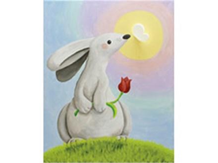 Bunny Canvas - March 24th