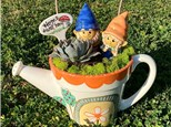 Watering Can Flower Pot (6/13)