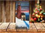 """Lighthouse Lights"" Canvas Sip & Paint Event ages 21 & up 12/8/20"