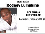 Rodney Lumpkins - February 23rd