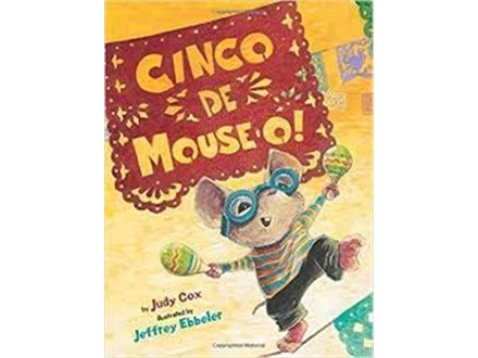 Story Time Art - Cinco De Mouse-O - Evening Session - 05.06.19