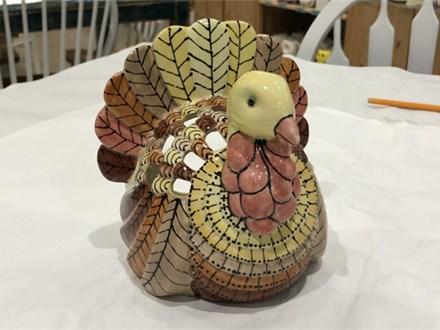 Turkey Lantern