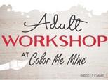 Tumbling Leaves - Adult Painting Workshop - June 19th 2019