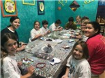 Paintastic Art Camp at Clay 'N Latte' Vista - Session 10 (8/10 - 8/14)