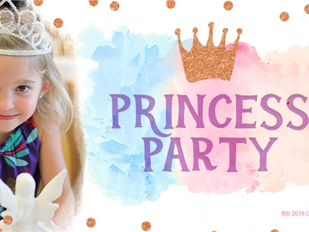 Princess Party - March 22