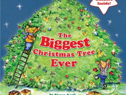 Story Time - The Biggest Christmas Tree Ever - Morning Session - 12.10.18