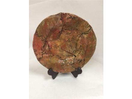 Clay Leaf Bowl Class