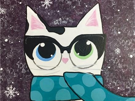 Family Canvas - January Kitty - Kilala - 01.14.18