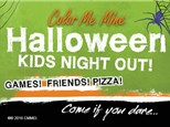 Kids Night Out - Halloween - Fri, Oct 11th