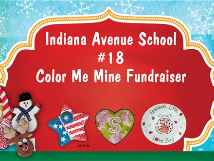 Indiana Ave School #18 Art Fundraiser