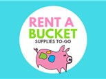 Rent a Bucket (Pottery Painting To Go)