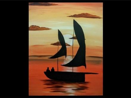 Calm Sailing 05/31