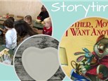 Mommy & Me Storytime Art
