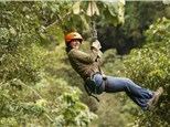 Group Tour: New York Zipline Adventure Tours at Hunter Mountain
