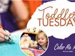 Toddler Tuesday November 12th