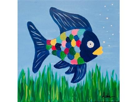 Rainbow Fish - Sat. July 27th at 10:30am ages 6+