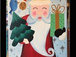 "Daytime Canvas ""Santa Clause"" Sunday, December 11th 11a-1pm"
