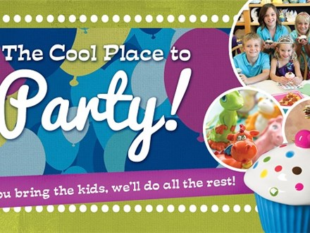 Party Package - Color Me Mine Southlands