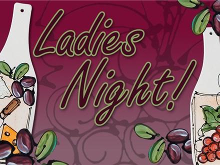 Ladies Night - November 15, 2018