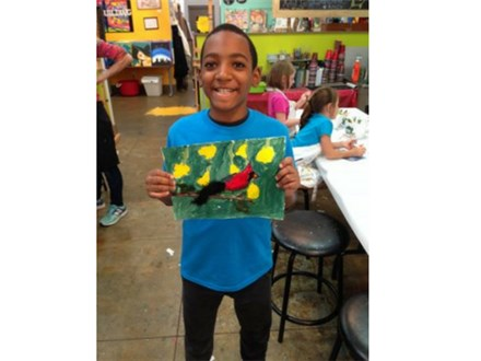 PreTeen Drawing & Painting - Ages 9-12 - Tuesday 6:00pm - Winter