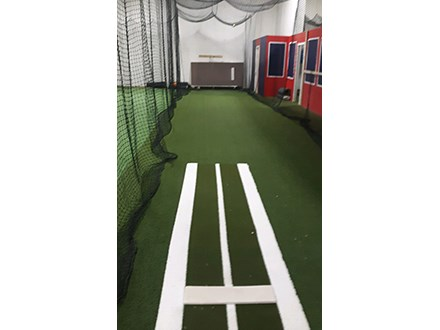 Rental #8 - Pitching Cage, 45ft.
