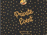 Private Event - Centerpoint Going Away Party - September 20