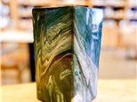 Pour Painting on pottery! Friday, March 13th 6PM