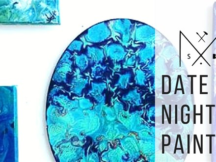 Date Night Painting