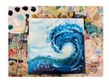 Wave Virtual Paint Class