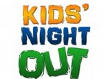 KIDS NIGHT OUT! Every 2nd FRIDAY of the Month!
