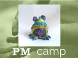 Make Your Own Monster (Animation Action) August 3rd, Afternoon Camp 2017