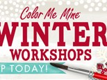 Canvas Winter Workshop