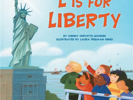 Story Time Art - L is for Liberty - Morning Session - 07.01.19