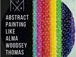 Abstract Painting like Alma Woodsey Thomas