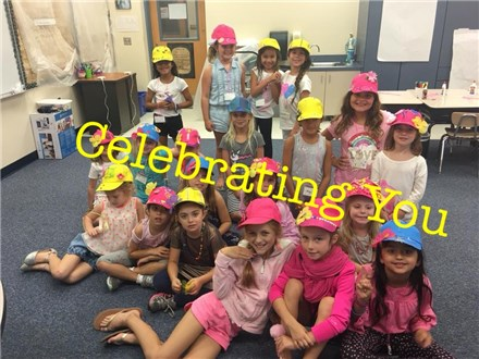 LITHIA (K-2nd): Celebrating You-Oct. 4, 2018